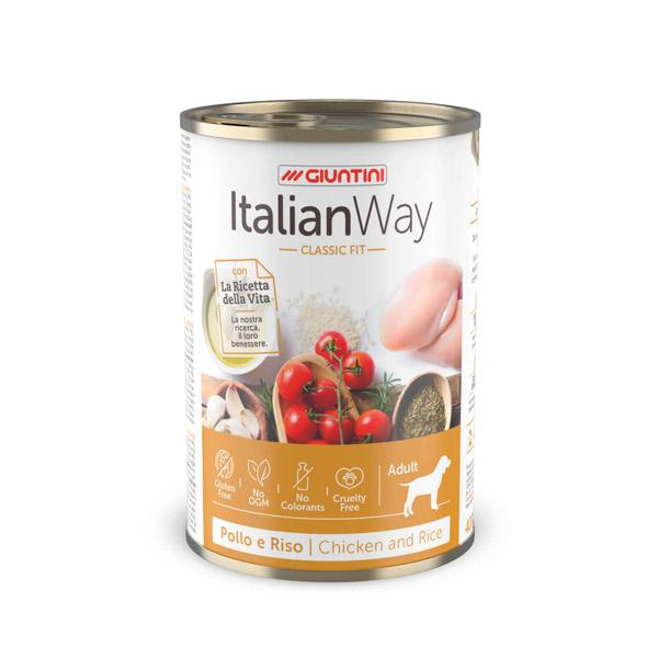 ItalianWay Umido Cane CLASSIC 400gr