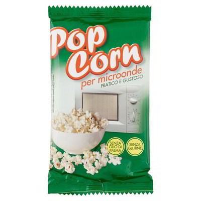 Pop-Corn per Microonde 100 gr