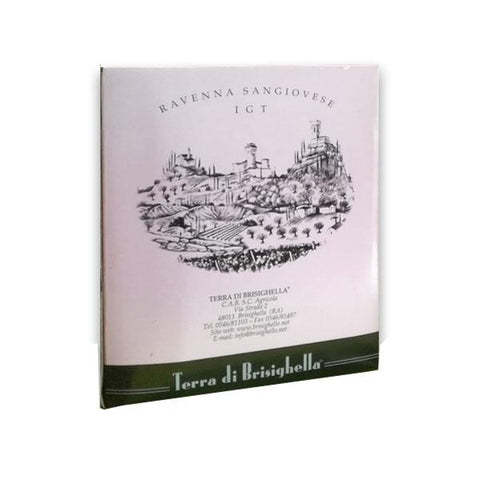 Bag in box Sangiovese I.G.T. 5,0 Lt