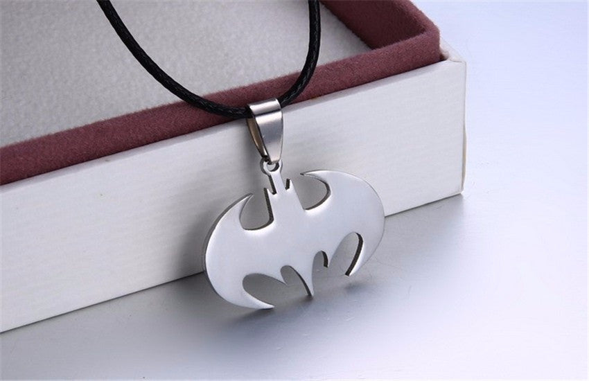 Batman Necklace - Scruffy Chic