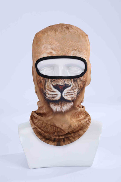 Cat Dog Tiger Ski Mask Bicycle Cycling Fishing Motorcycle Hat Full Face Mask Free Shipping - Scruffy Chic
