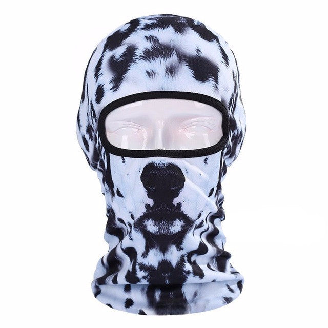 Dog Ski Mask Bicycle Cycling Fishing Motorcycle Hat Full Face Mask Free Shipping - Scruffy Chic