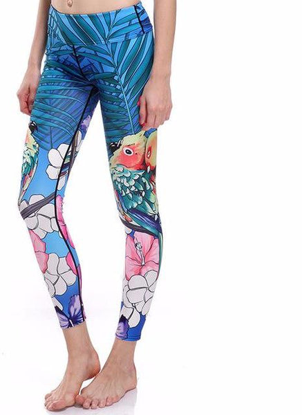 Butterfly Leggings Dragonfly Yoga Pants - Scruffy Chic