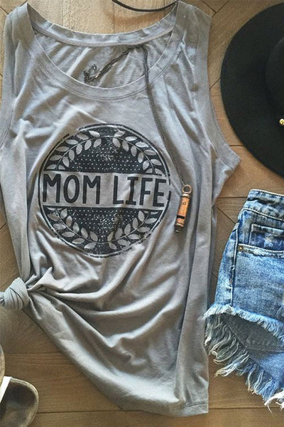 Mom Life Shirt T Shirt - Scruffy Chic