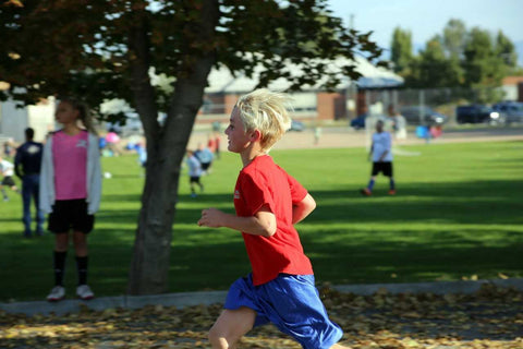 How to encourage children to be fit and healthy