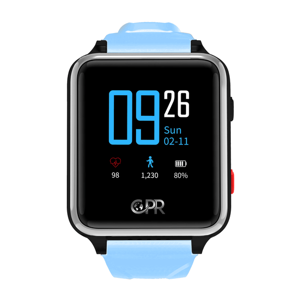 WATCHU Guardian II GPS Tracking Smart Watch For Kids