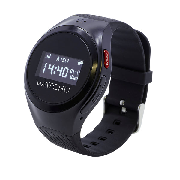 WATCHU Guardian - GPS Tracking Smart Watch
