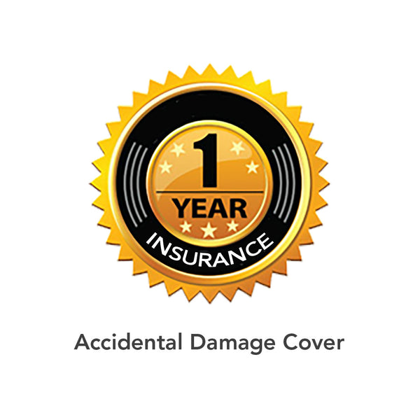 1 Year Accidental Damage Cover