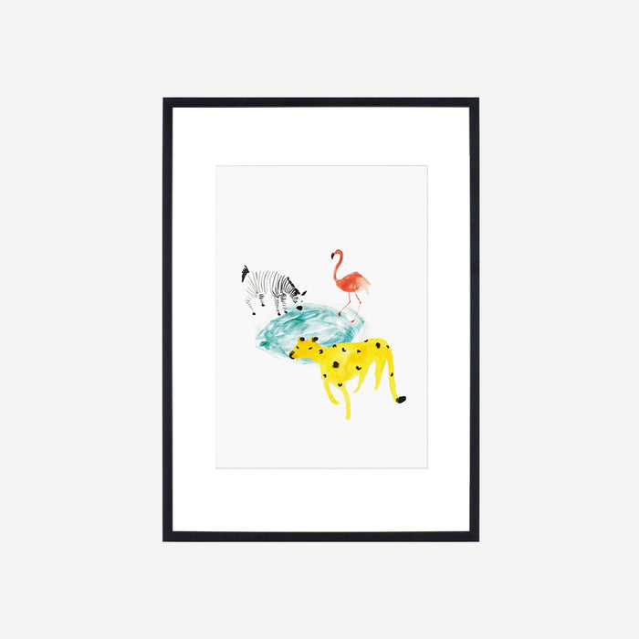 Safari - Fine Art Print