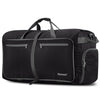 Gonex 100L Foldable Travel Duffel Bag, Luggage Duffle for Gym Sports with Large Capacity Water Resistant