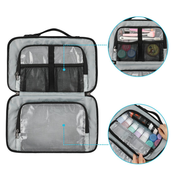 Gonex Waterproof Hanging Toiletry Bag