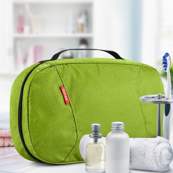 Gonex Water-Resistant Hanging Toiletry Bag
