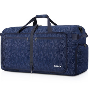 Gonex 150L Extra Large Camouflage Packable Duffle Bag