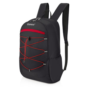 Gonex 25L Ultralight Handy Travel Backpack Lightweight Packable Backpack
