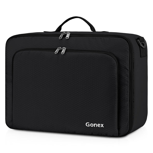 Gonex Weekender Bag Personal Travel Duffel Bag 20L