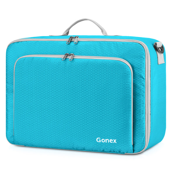 Gonex Travel Duffel Bag 20L, Portable Carry on Luggage Personal Item Bag for Airlines, Water& Tear-Resistant …