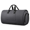 Gonex Weekender Bag Suit Bag Convertible Hanging Duffle