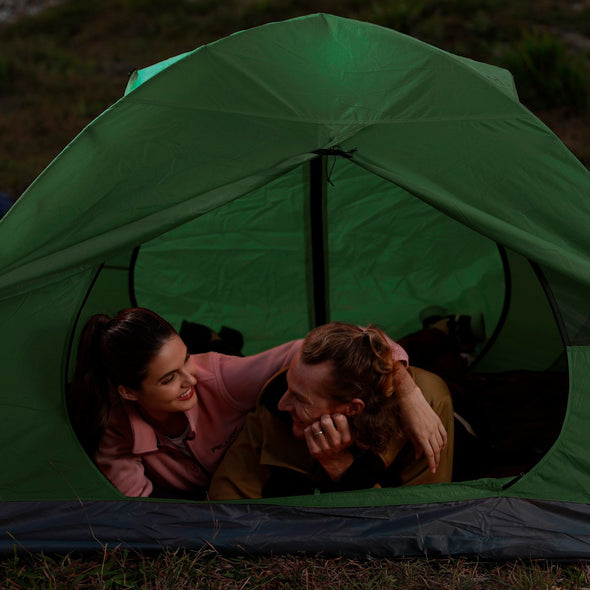 Gonex Camping Tent 2 Person Dome Tent for 3 Seasons