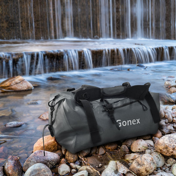 Gonex Outdoor Adventures Waterproof Dry Duffel