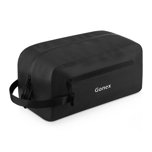 Gonex Travel Toiletry Bag Organizer Waterproof Shaving Dopp kit