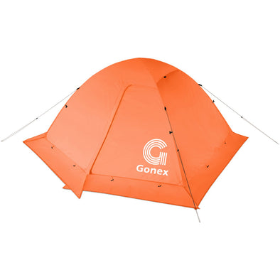 Gonex Waterproof Camping Tent 2 Person for Winter