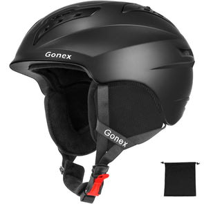 Gonex Winter Snow Snowboard Skiing Helmet with Safety Certificate - S/M/L/XL Size