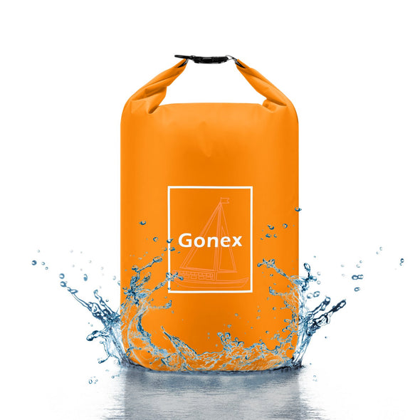 Gonex Waterproof Roll-Top Dry Bag Set