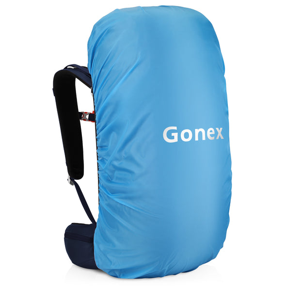 Hiking Backpack with Rain Cover for Climbing, Camping, Travelling
