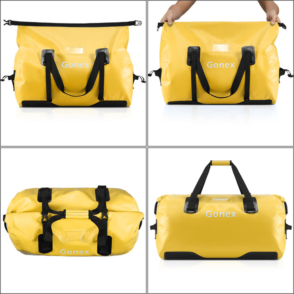 Gonex 60L Waterproof Rafting Travel Bag