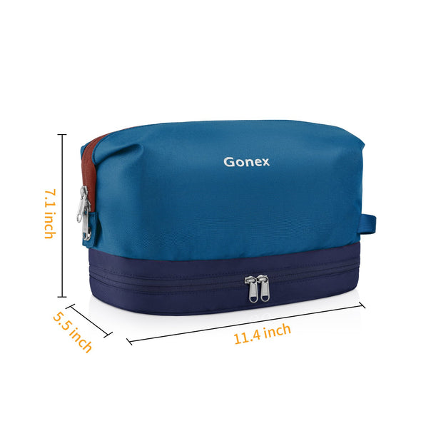 Gonex Travel Makeup Cosmetic Bag