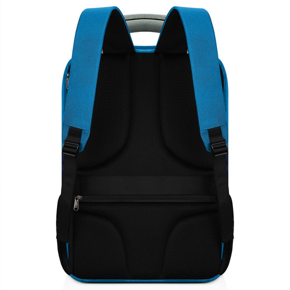 Water-Repellent Multiple Pockets Oversized Backpack
