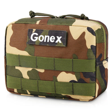 Gonex Tactical Molle Horizontal Admin Pouch