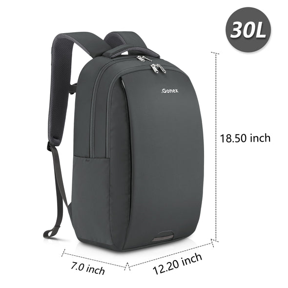 Gonex Water Resistant Travel Computer Bag