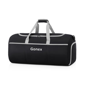 Gonex Weekender Bag Foldable Duffel Sports Duffle New Version 50L