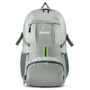 Gonex 35L Large Packable Handy Lightweight Travel Hiking Backpack Travel Daypack