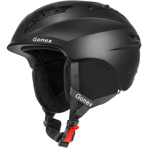 Gonex Ski Helmet, Winter Snow Snowboard Skiing Helmet with Safety Certificate