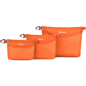 Gonex Travel Water-resistant Packing Toiletry Pouches