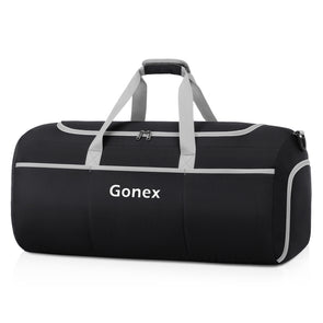 Gonex Foldable Duffel Sports Duffle New Version 90L