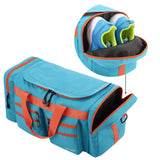 Gonex Travel Duffel Gym Sports Luggage Bag Water-resistant Many Pockets