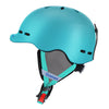 Gonex Ski Helmet, Snowboard Helmet with Detachable Inner Padding, Lightweight Helmet for Women & Young, M/L Size, 5 Colors