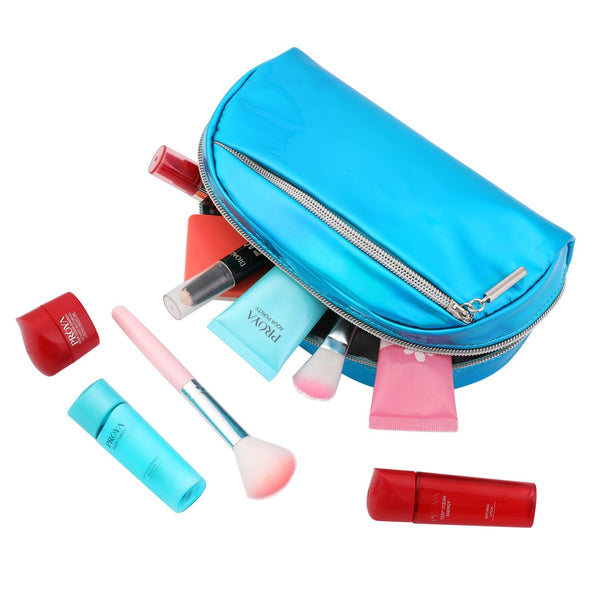 Gonex Shiny Small Cosmetic Bag Travel Pouch