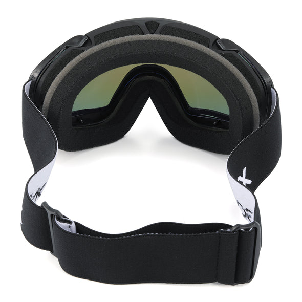 Gonex Polarized Ski Goggles Anti-fog Anti-glare Snow Goggle UV400 Protection with Oversized Double Spherical Lens for Skiing Snowboard Skate Winter Sports+ Goggle Case