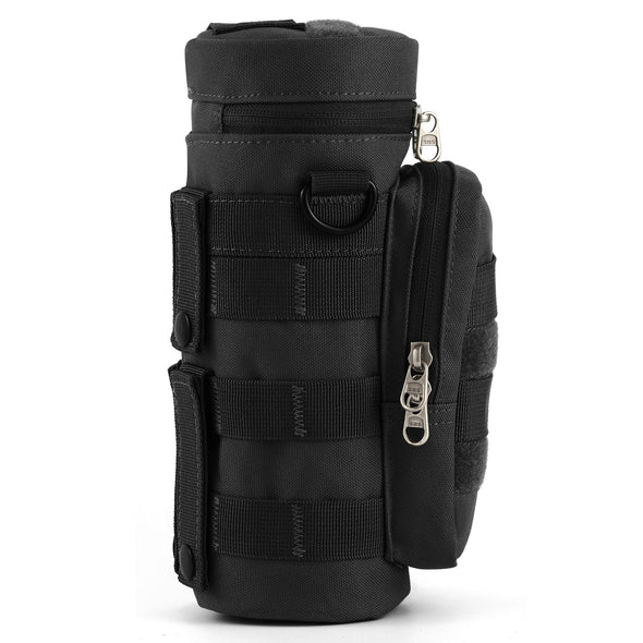Gonex Tactical Molle Water Bottle Pouch H2O Hydration Carrier