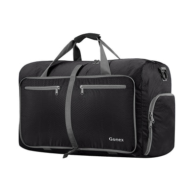 Gonex 40L Packable Travel Duffle Bag, Great Boarding Bag Lightweight Water Repellent & Tear Resistant