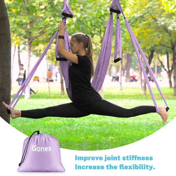 Gonex Aerial Yoga Swing Set