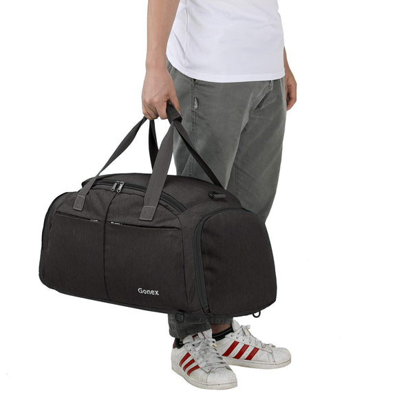 Gonex 3-Way Duffle Backpack Gym Bag