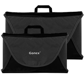 Gonex Garment Folder Two-Pieces Travel Shirt Packing Organizer