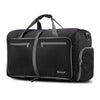 Gonex 60L Foldable Travel Duffel Bag Water & Tear Resistant 10 Color Choices