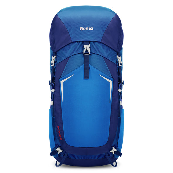 Gonex 55L Hiking Wolf Warriors Sport Backpack