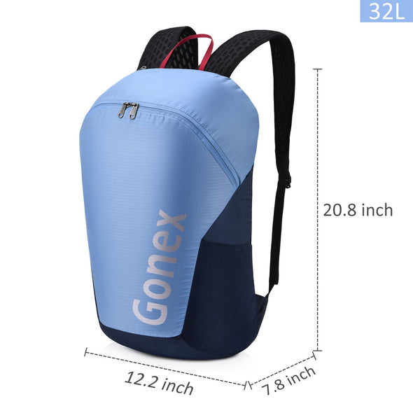 Gonex Lightweight Packable Travel Daypack